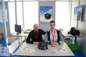The Geduino Team at Maker Faire Rome 2015