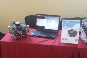 Geduino exposed at OR2016
