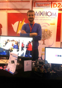 Geduino ad UDOO stand