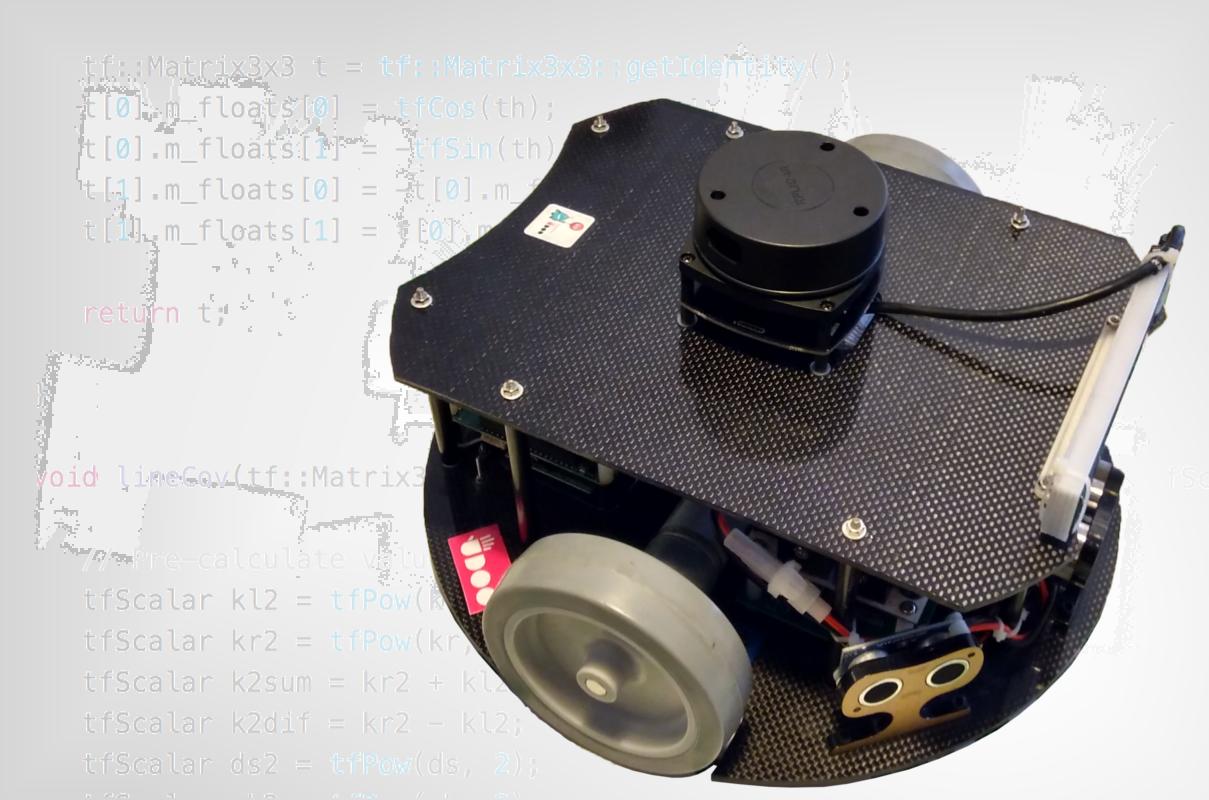 Geduino, the Autonomous Robot
